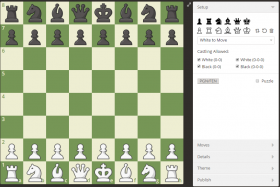 Data base - Swiss CHess Academy